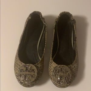 Used Tory Burch flats size 6